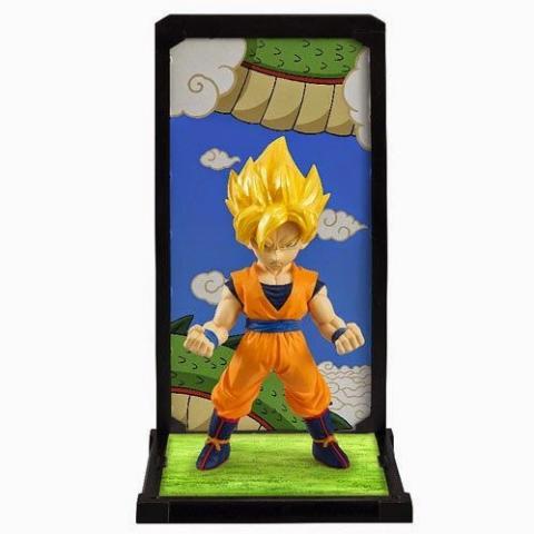 001 - Dragon Ball - Goku Super Saiyajin