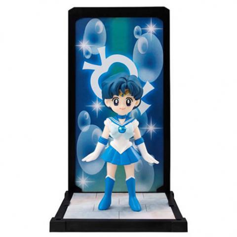 012 - Sailor Moon - Pretty Guardian Sailor Mercury
