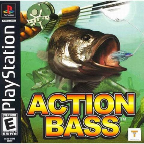 Action Bass (PS1)