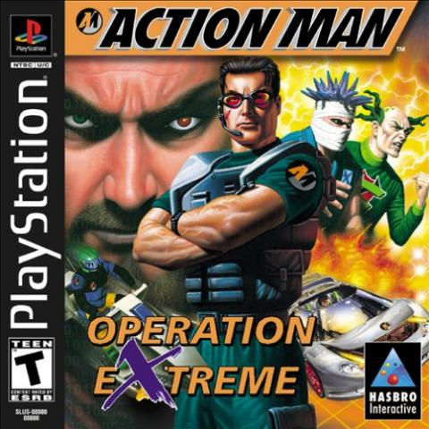 Action Man: Operation Extreme (PS1)