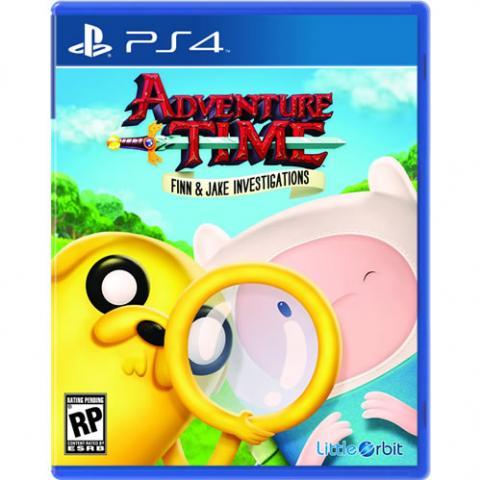 Adventure Time: Finn & Jake Investigations (PS4)