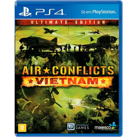 Air Conflicts Vietnam (PS4)