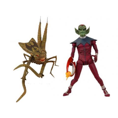 Alien Legends Skrull and Brood