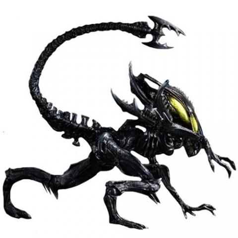Aliens Colonial Marines - Spitter