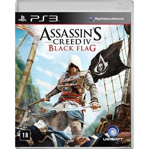 Assassin's Creed IV - Black Flag (PS3)