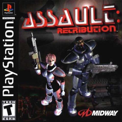 Assault: Retribution (PS1)