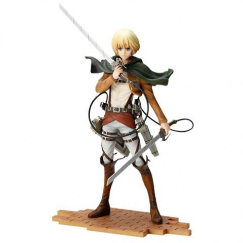 Ataque dos Titãs - Armin Arlet 1/8 Brave Act