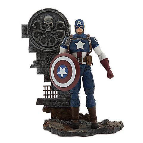 Avenging Captain America