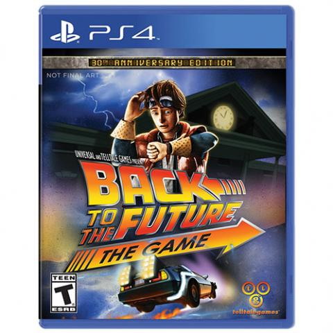 Back to the Future - The Game (PS4)