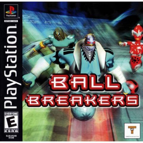 Ball Breakers (PS1)
