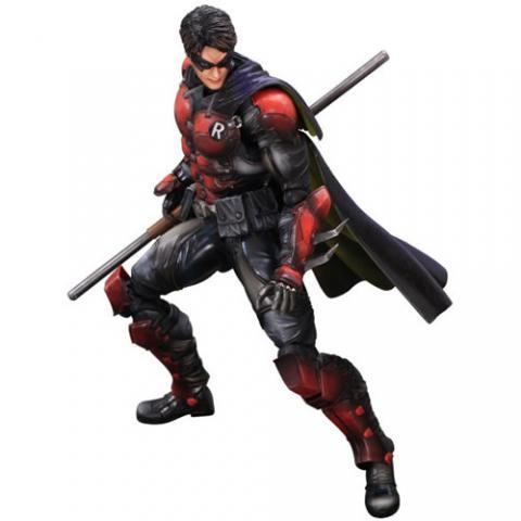 Batman Arkham Origins - Robin
