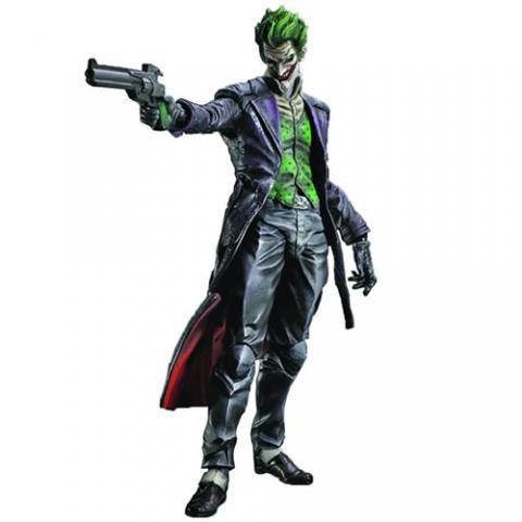 Batman Arkham Origins - The Joker