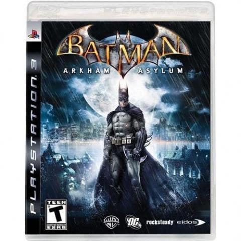 Batman Arkhan Asylum (PS3)