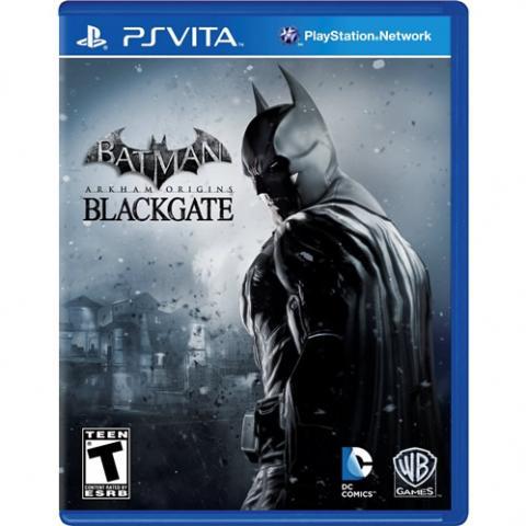 Batman Arkhan Origins Blackgate