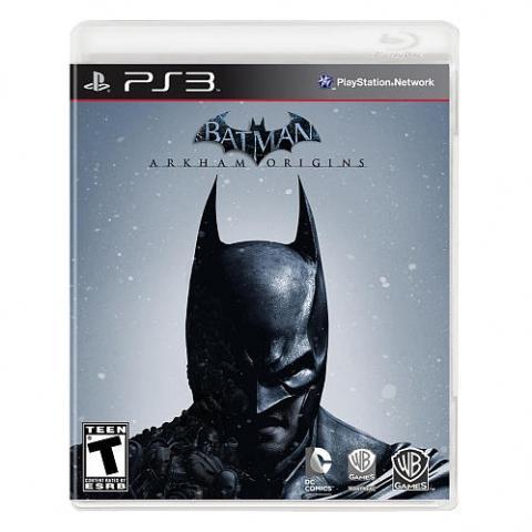 Batman Arkhan Origins (PS3)