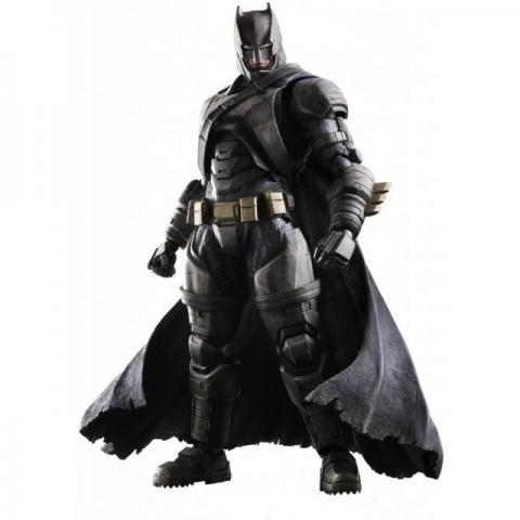 Batman vs. Superman Dawn of Justice - Batman Armored Version