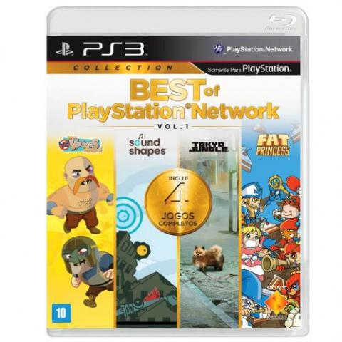 Best of Playstation Network Vol. 1 (PS3)