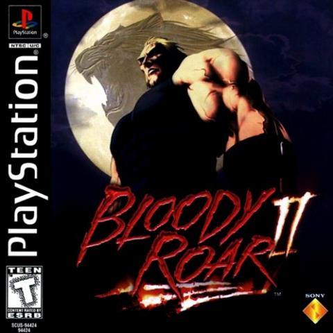Bloody Roar II (PS1)
