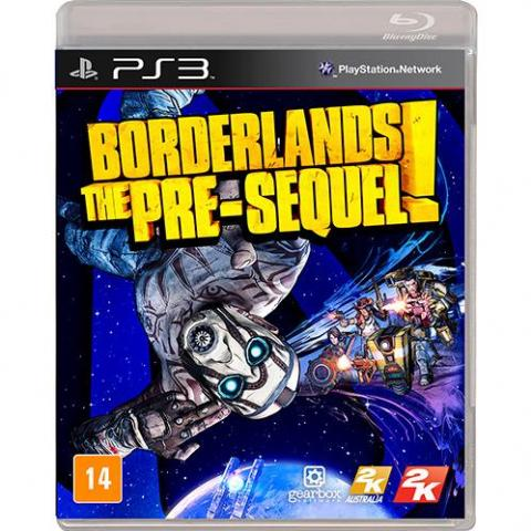 Bordelands The Pre-Sequel! (PS3)