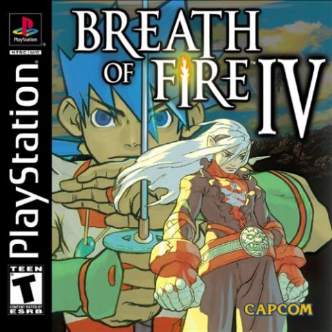 Breath of Fire IV (PS1)