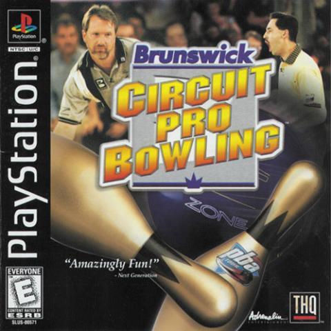 Brunswick Circuit Pro Bowling (PS1)
