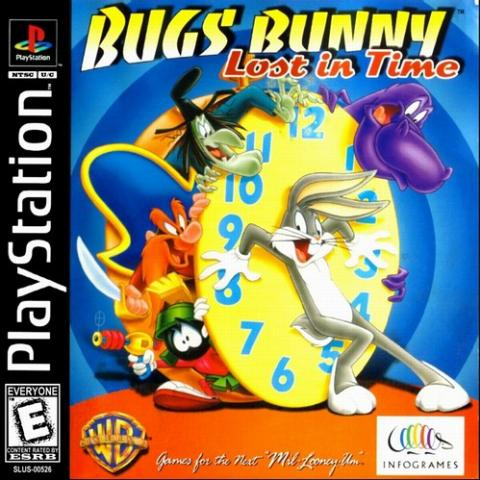 Bugs Bunny: Lost in Time (PS1)