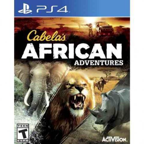 Cabela's African Adventures (PS4)