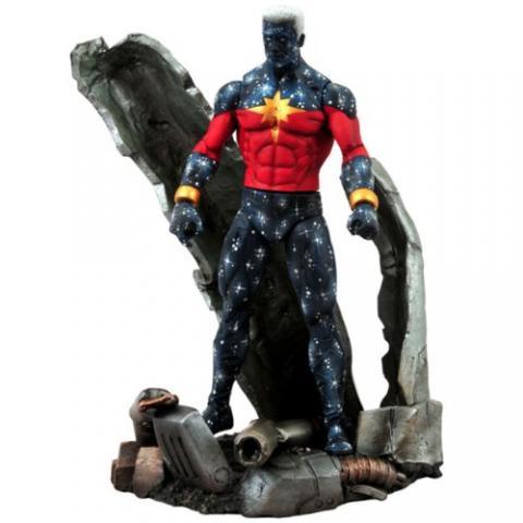 Captain Marvel Genis-Vell Variant