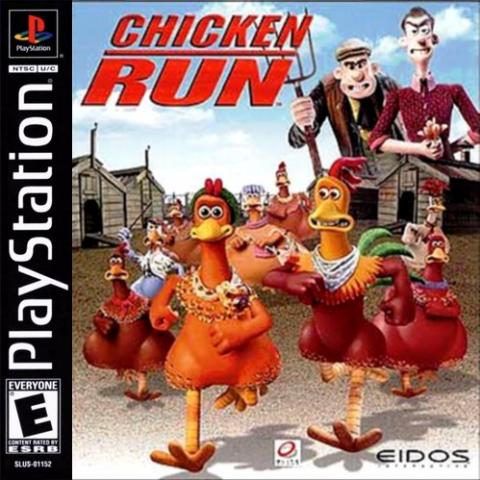 Chicken Run (PS1)