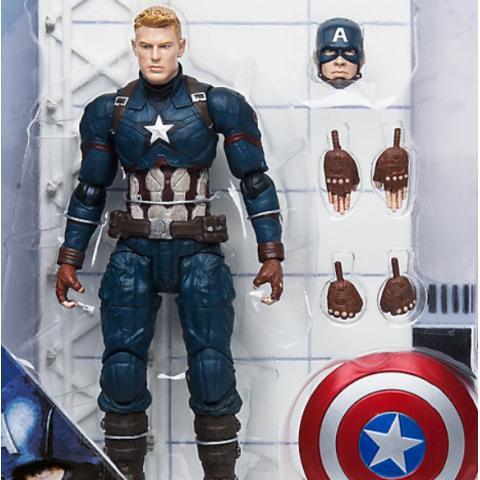 Civil War: Captain America Variant