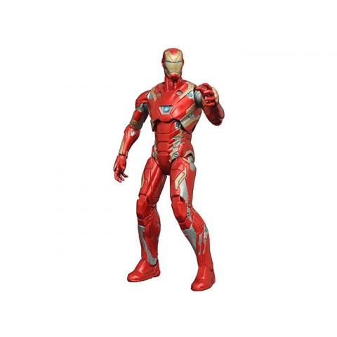 Civil War: Iron Man XLVI