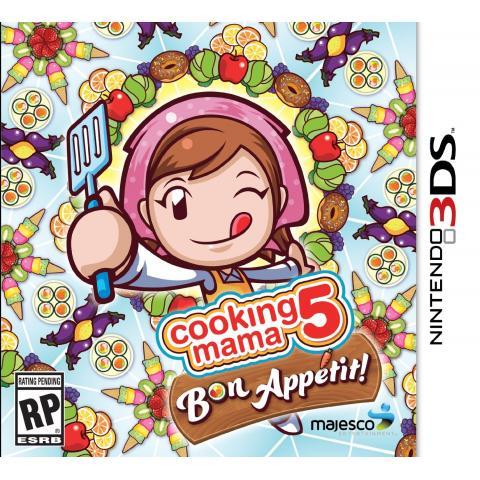 Cooking Mama 5:Bon Appetit