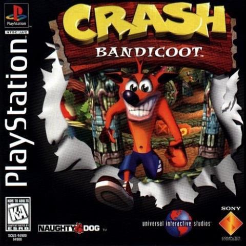 Crash Bandicoot (PS1)