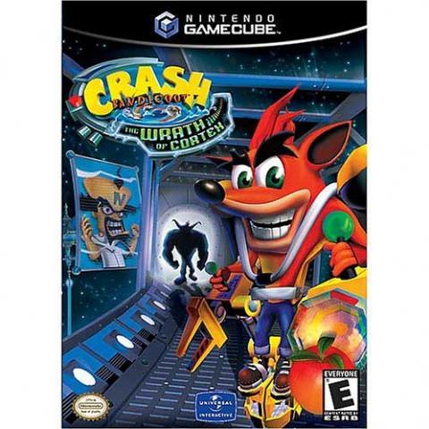Crash Bandicoot The Wrath of Cortex (GCUBE)