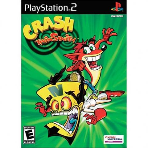 Crash Twin Sanity (PS2)