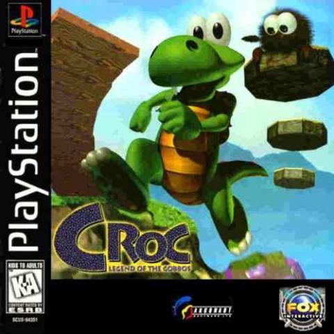 Croc: Legend of Gobbos (PS1)