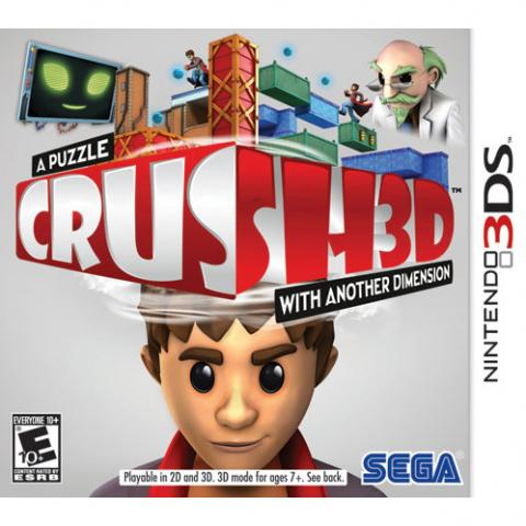 Crush 3D With Another Dimension