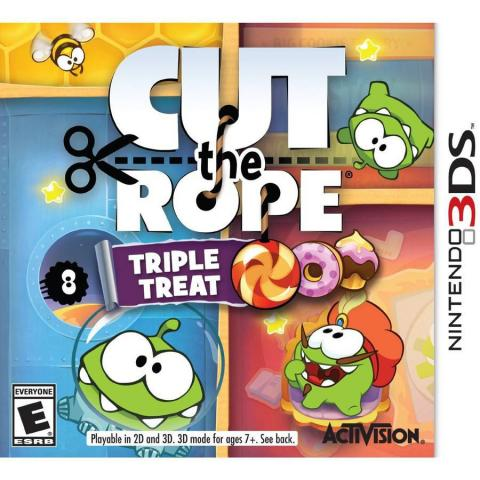 Cut the Rope: Triple Threat