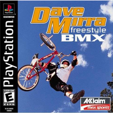 Dave Mirra Freestyle BMX (PS1)