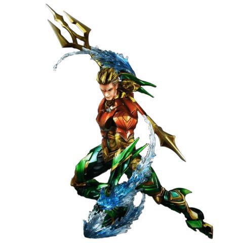 DC Comics Variant - Aquaman