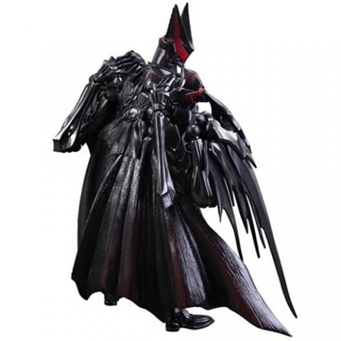 DC Comics Variant - Batman Designed By Tetsuya Nomura