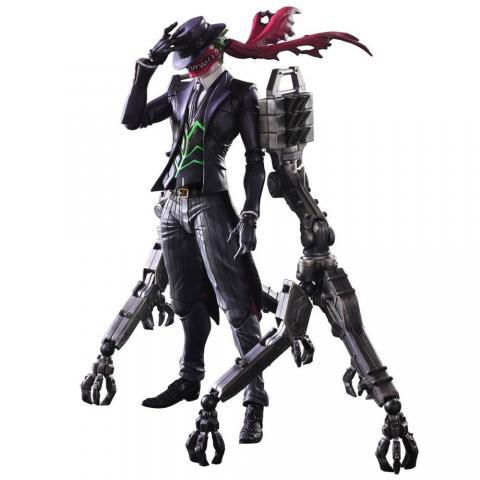 DC Comics Variant - The Joker Designed by Tetsuya Nomura