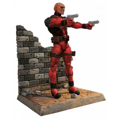Deadpool Unmasked Variant
