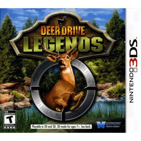 Deer Drive Legends 3D