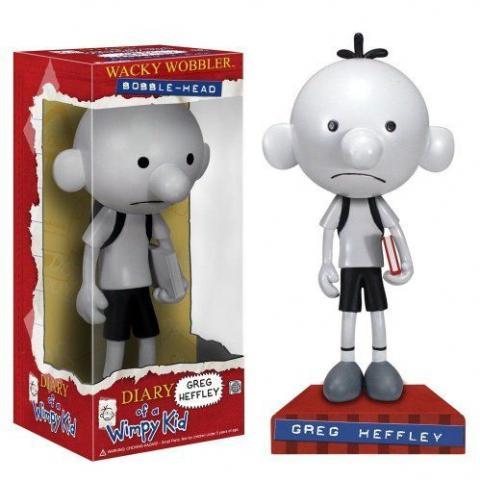 Diary of a Wimpy Kid - Greg Heffley