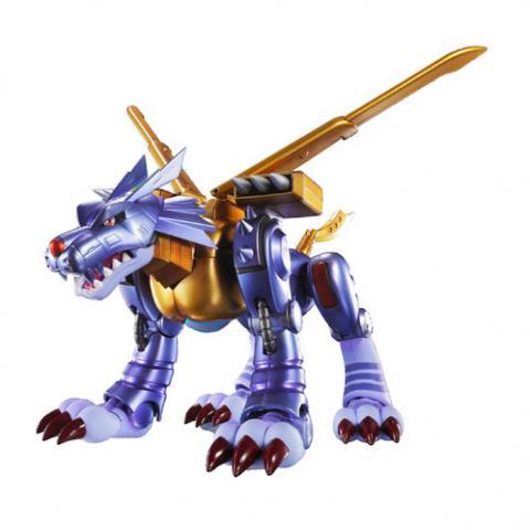 Digimon  Adventures - Metalgarurumon
