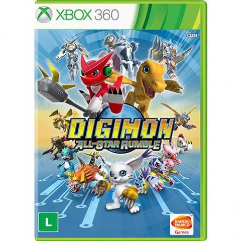 Digimon All-Star Rumble (XBOX360)