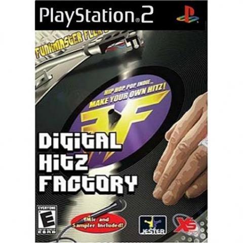 Digital Hitz Factory (PS2)