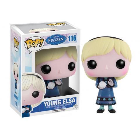 Disney 116 - Young Elsa