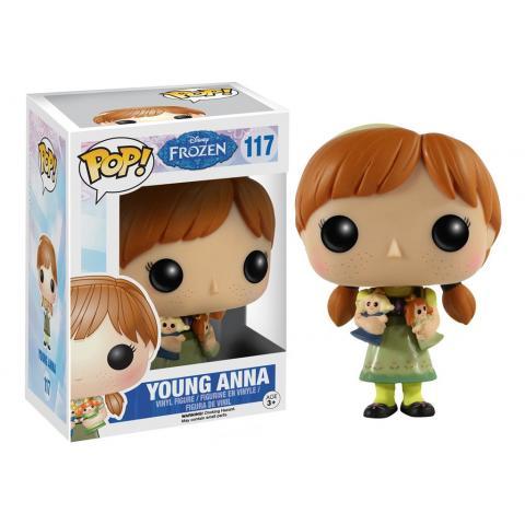 Disney 117 - Young Anna